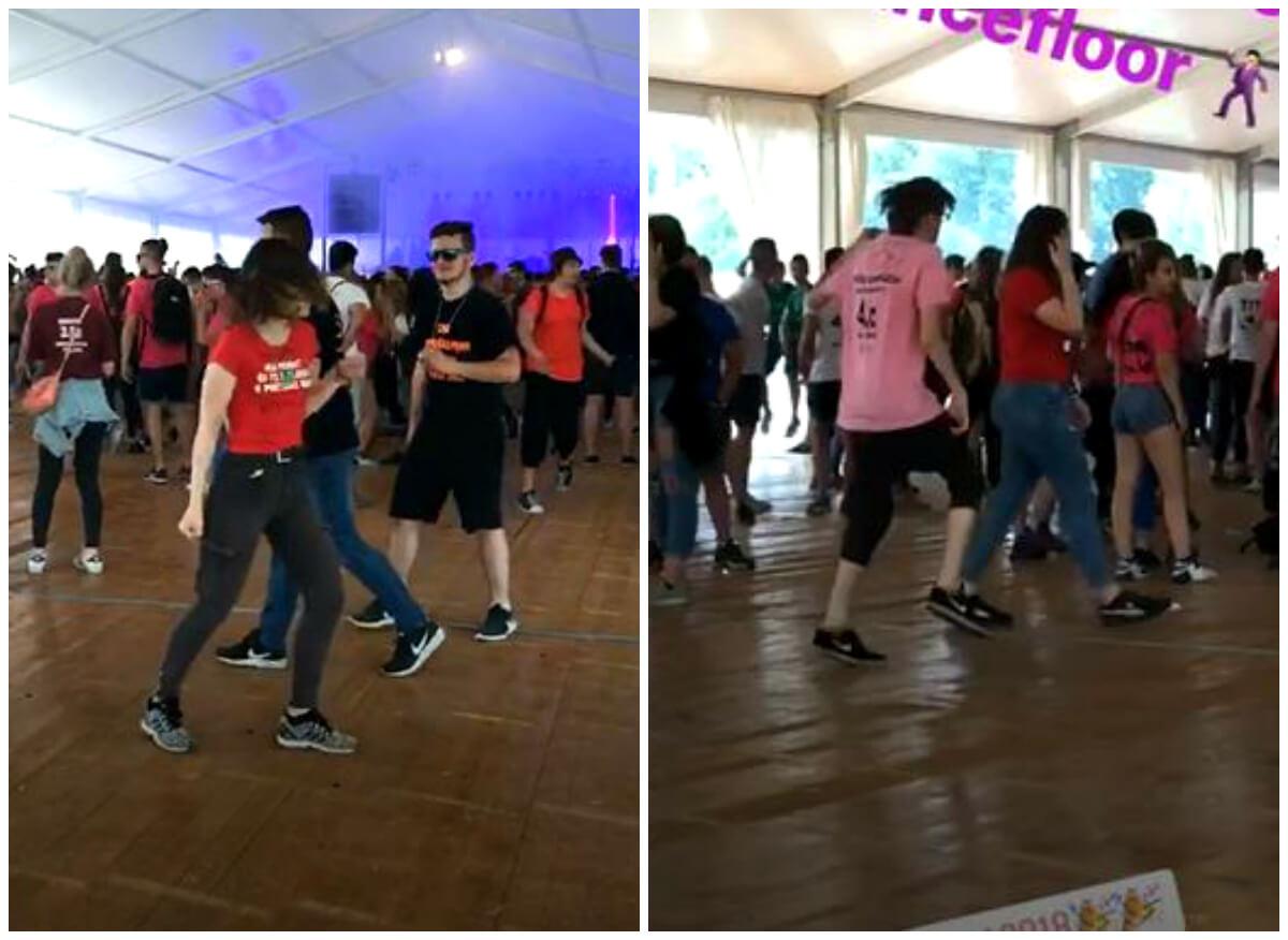 [VIDEO] Rastavili plesni podij na Bundeku: Pogledajte opaki dance battle zagrebačkih maturanata