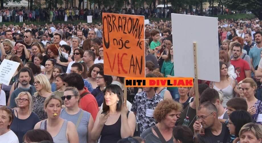 Obljetnica 1. lipnja: Divjak2017 glasno bi prosvjedovala protiv Divjak2018 i poručila joj da može bolje