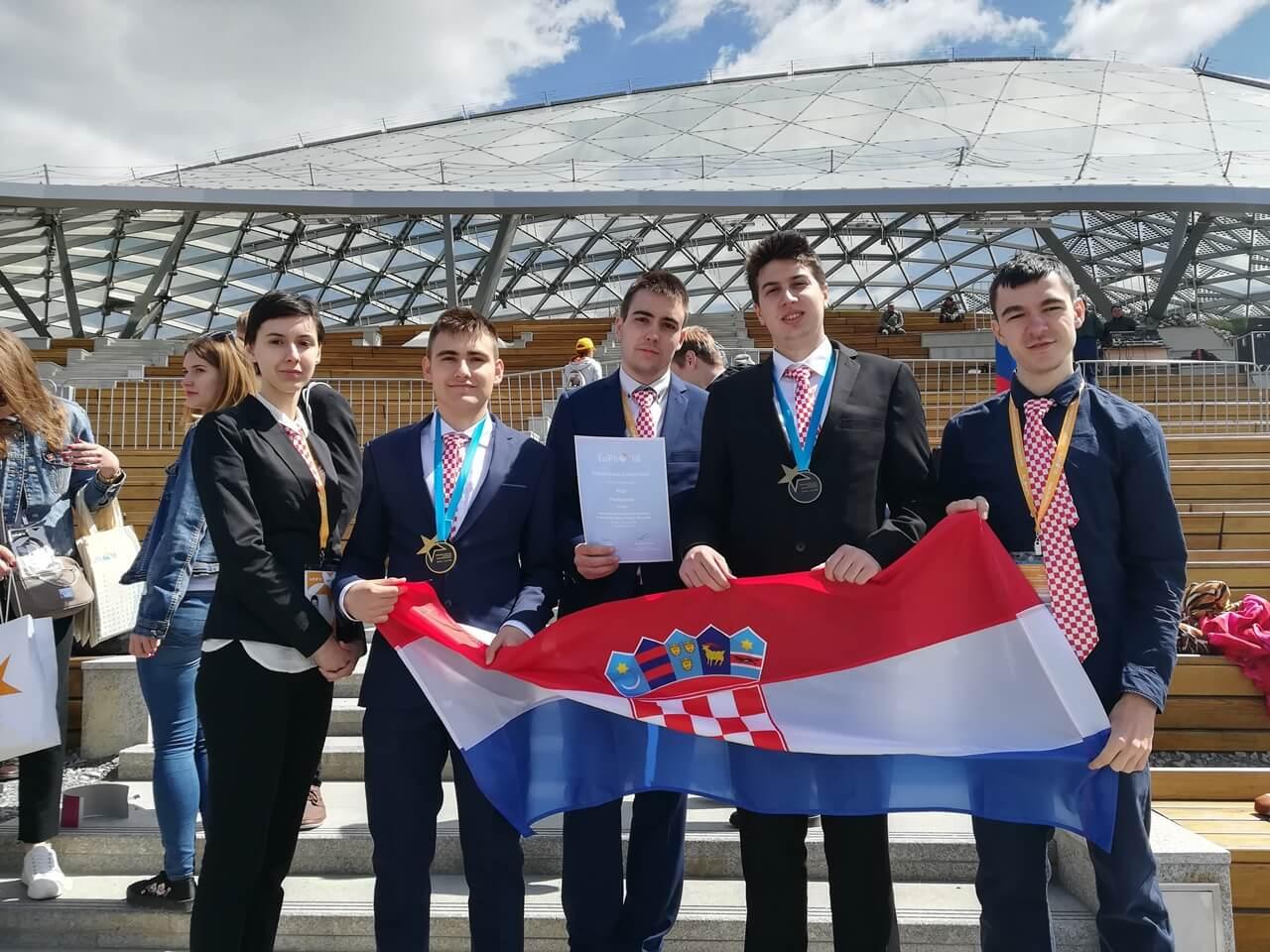 Ovakav fair play još nismo doživjeli: Hrvatski učenik za svoj potez na Olimpijadi zaradio posebnu nagradu