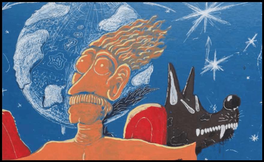 Davor Gobac uz pjevanje voli i slikanje, a evo gdje možete pogledati njegovu najnoviju izložbu 'Volim crtane filmove'