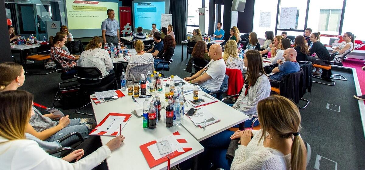 Prijavite se na besplatne obrazovne radionice 'Coca-Colina podrška mladima' za studente i nezaposlene