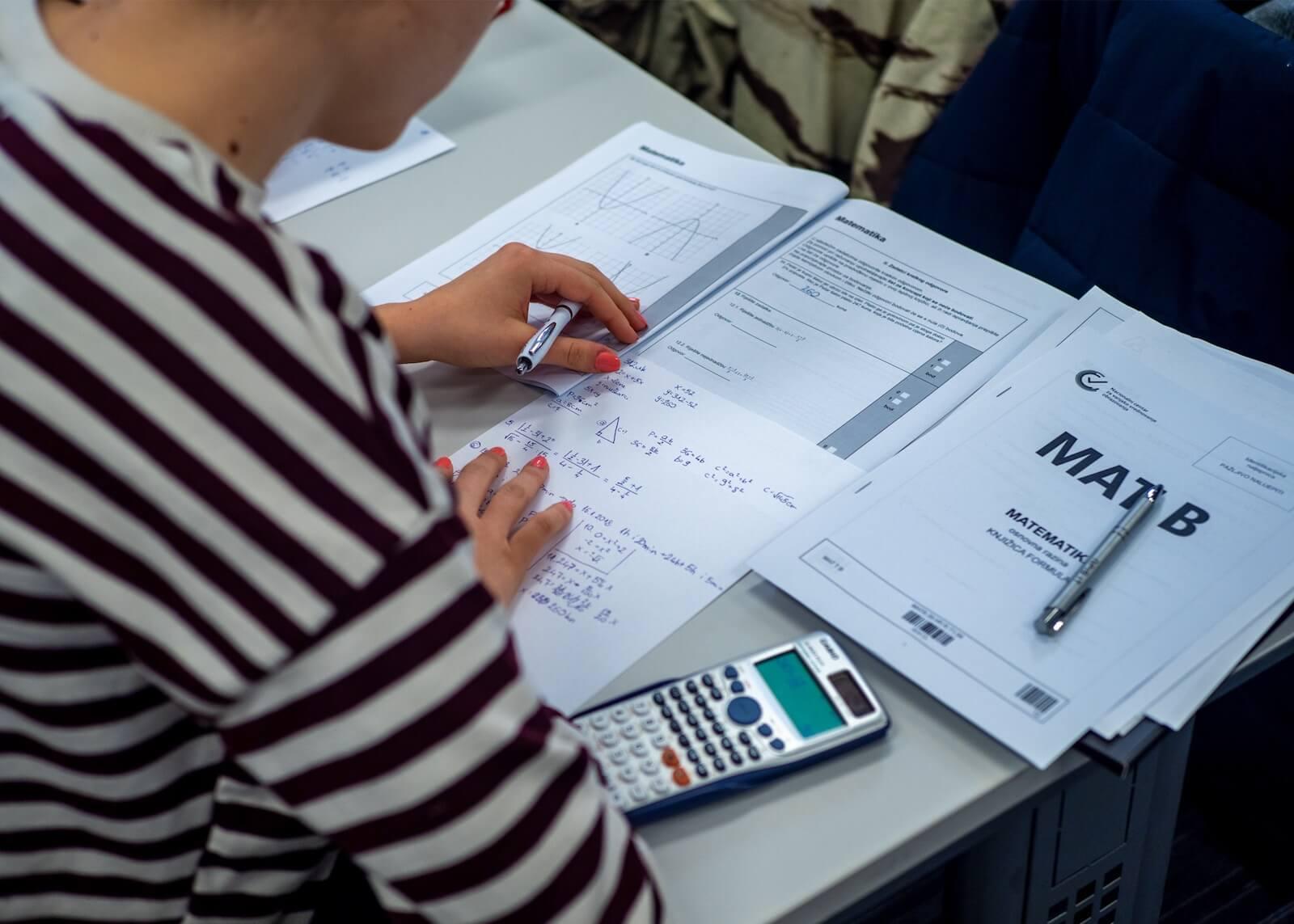 Stigli rezultati probne mature: Maturanti uvjerljivo najlošiji iz matematike