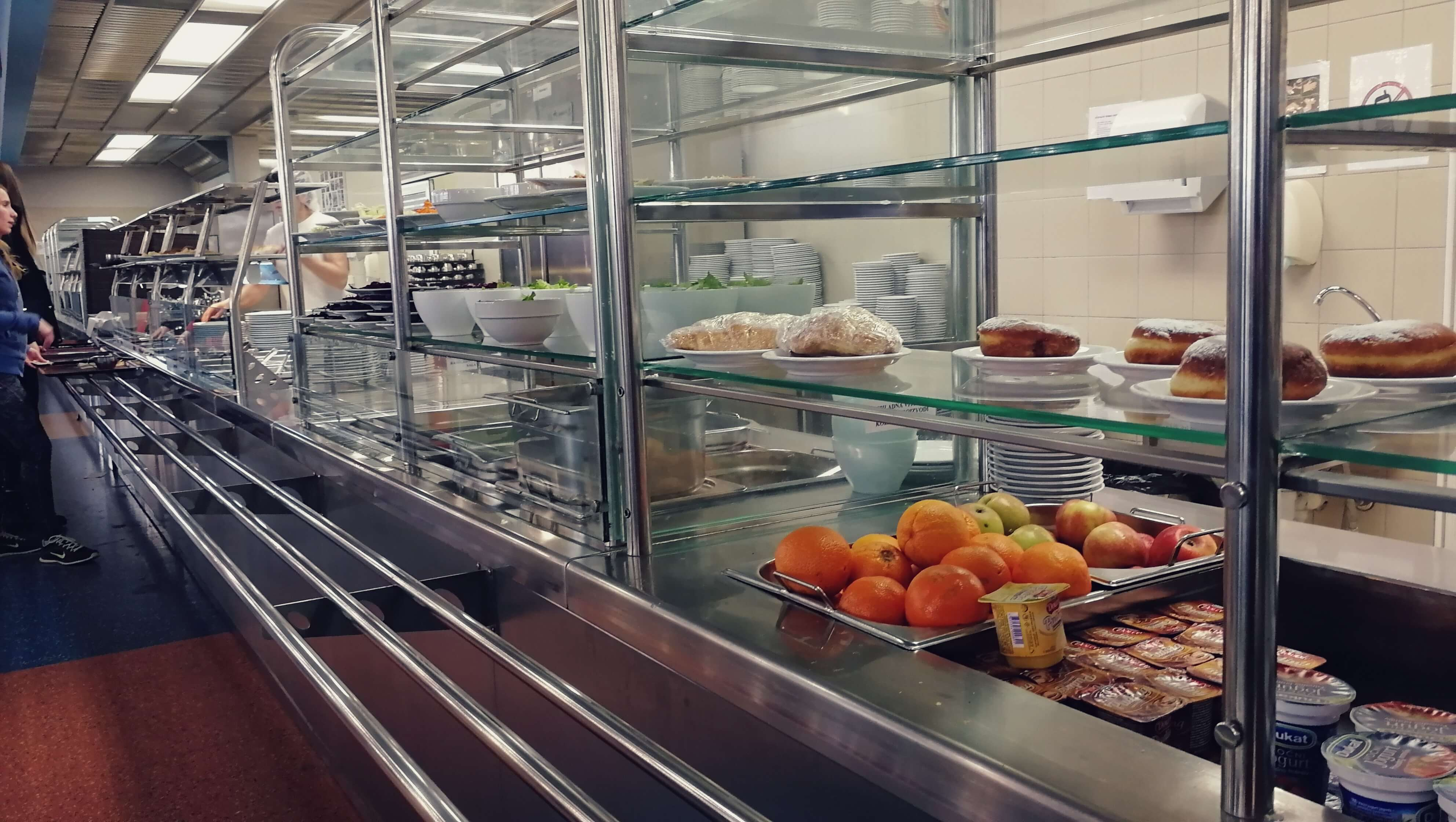 Bye, bye ljetnoj fit formi: Studentski centar uveo nove 'spacijalitete' u menzu