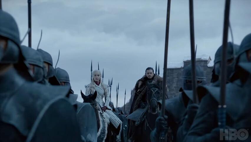 Na ekrane stiže najveća bitka ikada: Izašao je trailer za posljednju sezonu 'Igre prijestolja'