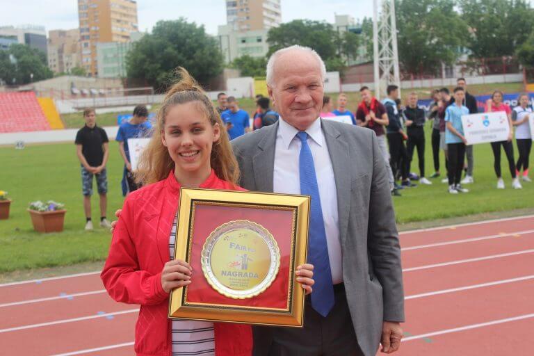 Fair play godine: Nagrada za nezapamćeni sportski potez otišla u ruke srednjoškolke iz Blata
