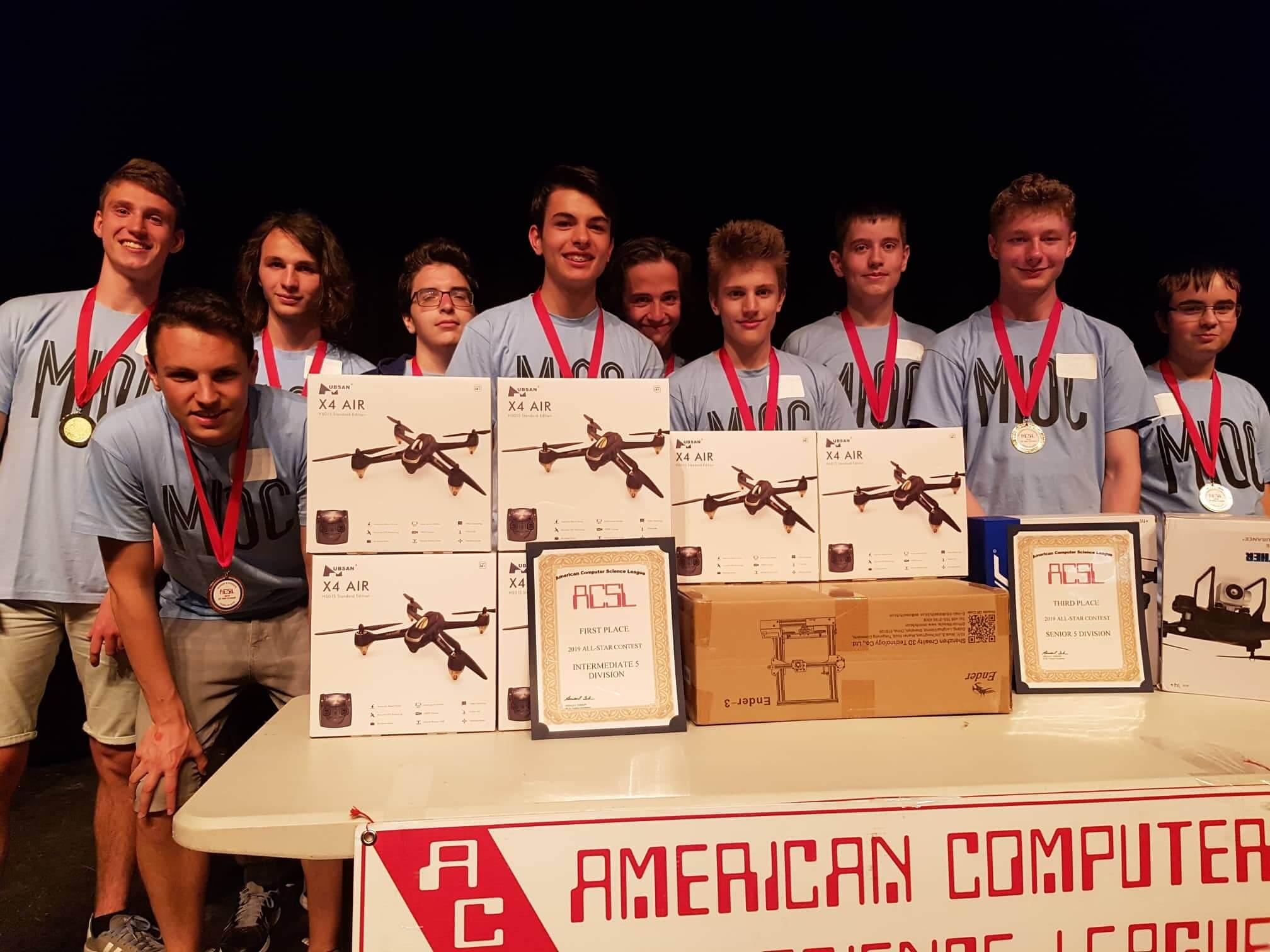 Na vrhu svijeta: Zagrebački gimnazijalci prvi i treći na informatičkom natjecanju u SAD-u