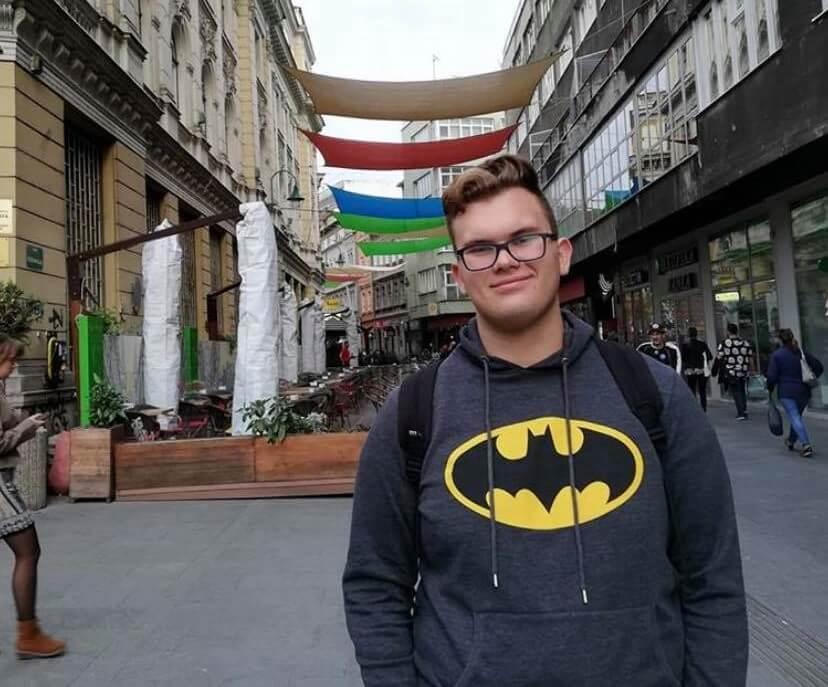Kakav uspjeh: Ivan je maturu iz Kemije riješio sa 100%, a na Fizici imao samo jednu grešku