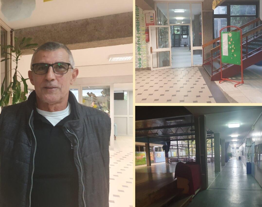 Posjetili smo zagrebačku školu u kojoj se štrajka: 'Ovo mi je jedan od najgorih dana na poslu'