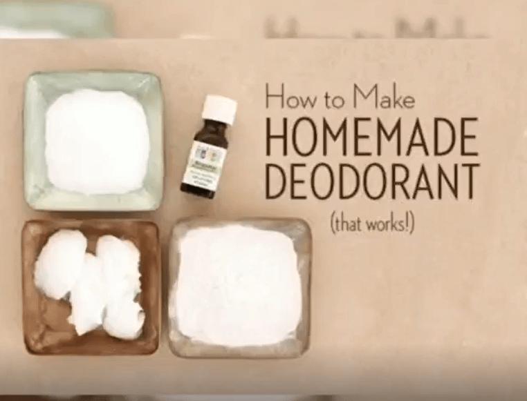 Studentica ekoinženjerstva objašnjava kako jednostavno napraviti dezodorans kod kuće
