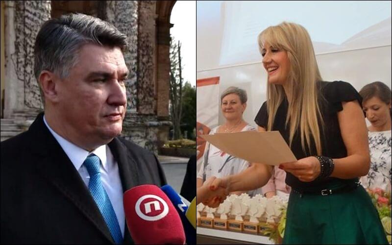 Oštra reakcija na Milanovićev izbor savjetnice za obrazovanje: 'Radi se o osobi bliskoj klerikalno desničarskom pokretu'