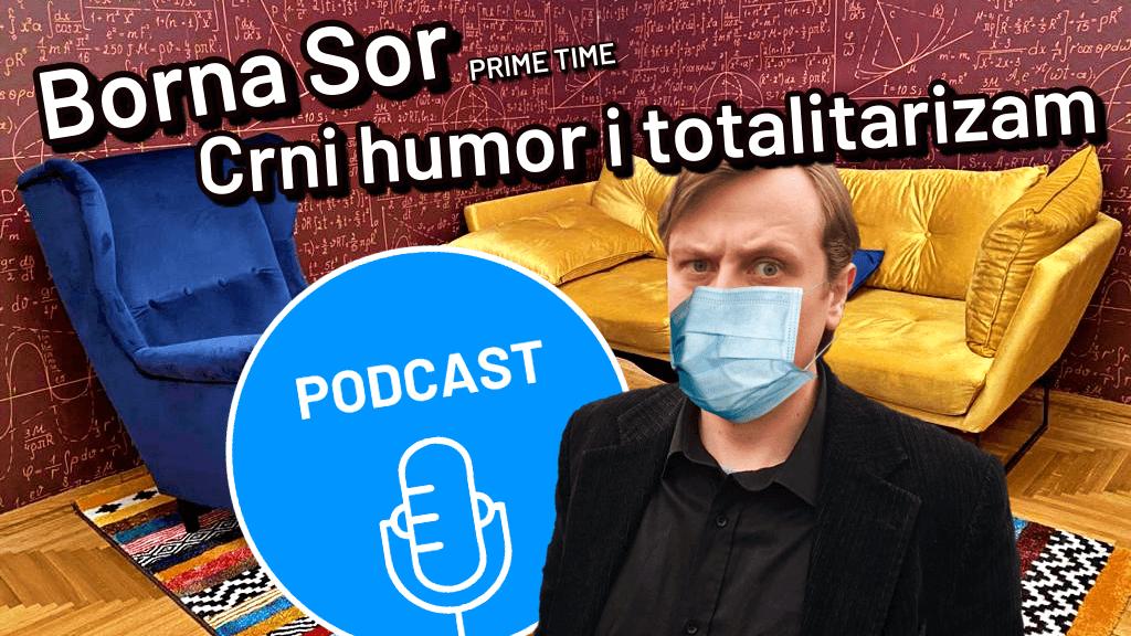 [VIDEO] Borna Sor: Za vrijeme krize komičari imaju više posla nego za vrijeme mira