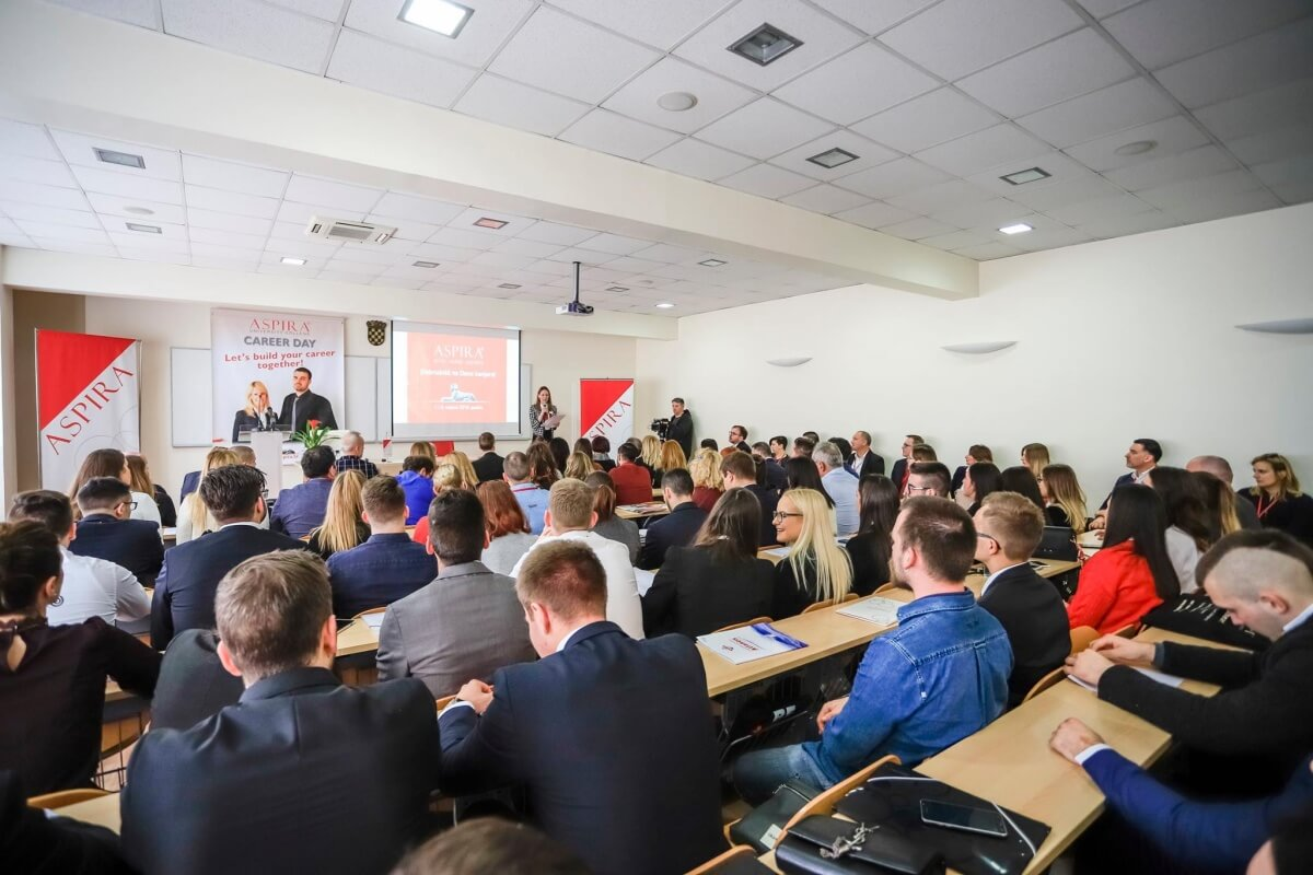 Prijemni postupci na Visokoj školi Aspira već u travnju: Evo kada se održavaju u Zagrebu i Splitu
