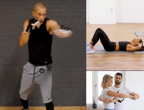 Od baleta do boksa: Pronašli smo raznovrsne treninge koje možete odraditi kući