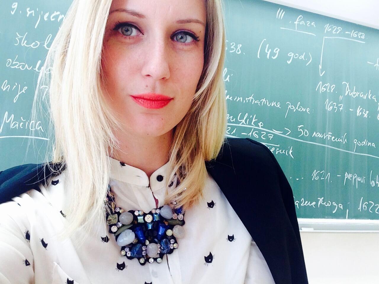 Profa iz Zagreba na Instagramu pokrenula genijalnu kampanju za sve koji sudjeluju u online nastavi