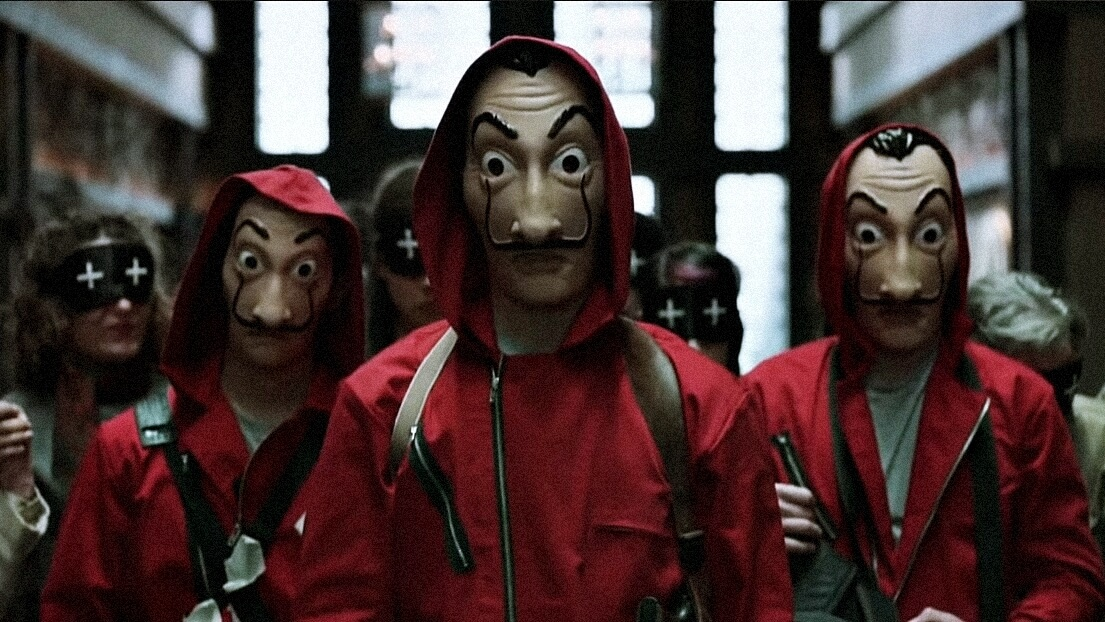 Netflix je izbacio kratki video koji će oduševiti sve fanove serije 'La Casa de Papel'