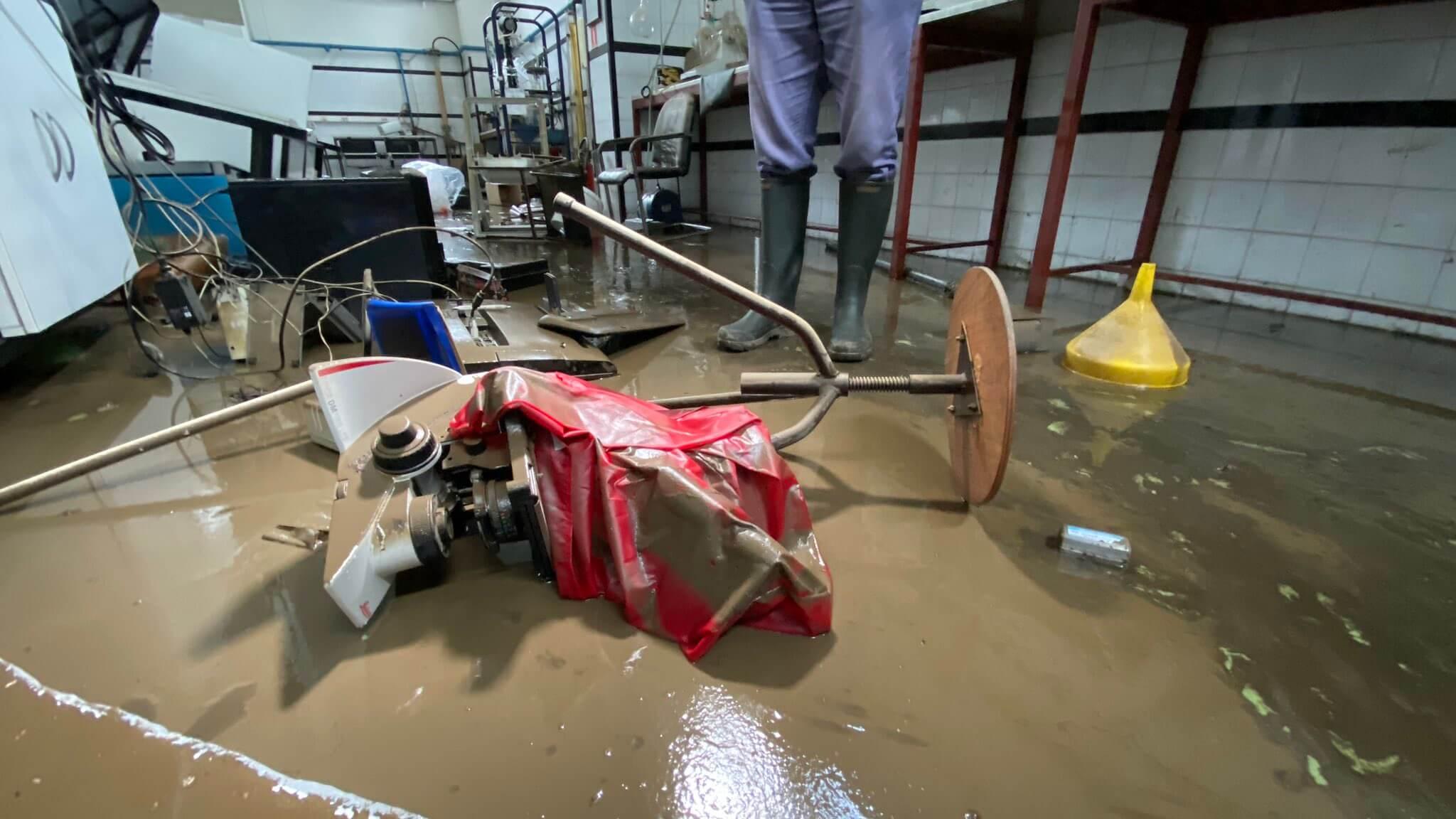 Šteta je milijunska: Poplava oštetila skupe uređaje na zagrebačkom fakultetu