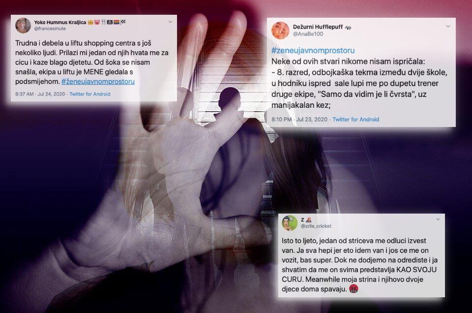 Društvene mreže preplavile zastrašujuće priče žena: Lupio me po dupetu 'samo da vidi je li čvrsta'