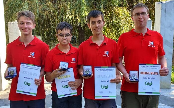 Naklon do poda, Hrvatska je olimpijski viceprvak: Naši učenici 'pobrali' čak četiri medalje na velikom natjecanju
