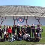 aspira sportski menadžment - praksa u Hajduka