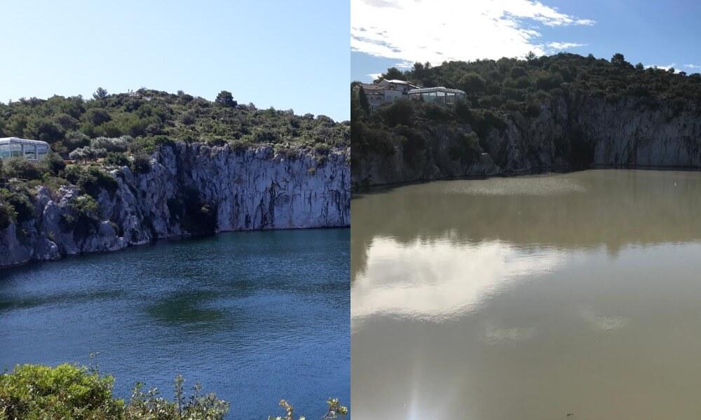 Nekoć prekrasno jezero smrdi po trulim jajima: Znanstvenici s Ruđera pojasnili zašto su pomrle životinje i biljke