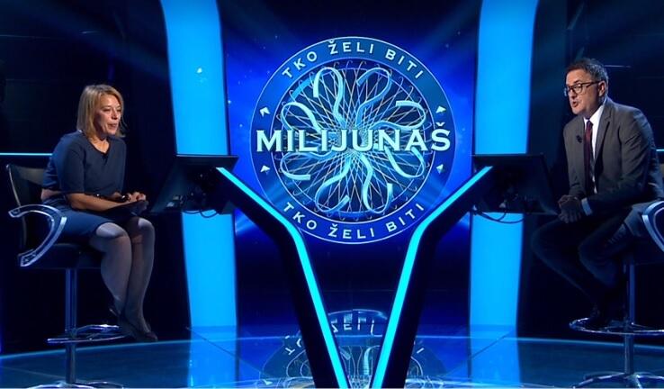 [Zadatak dana] Natjecateljica 'Milijunaša' zapela na pitanju za 2.000 kn, probajte vi odgovoriti