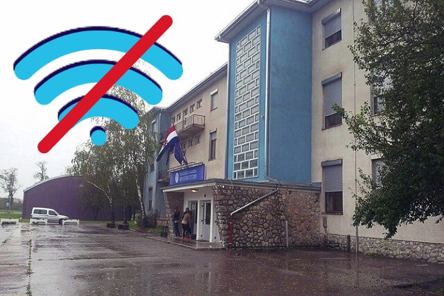 Povratak u 19. stoljeće: Studenti Hrvatskih studija mjesecima nemaju internet na faksu