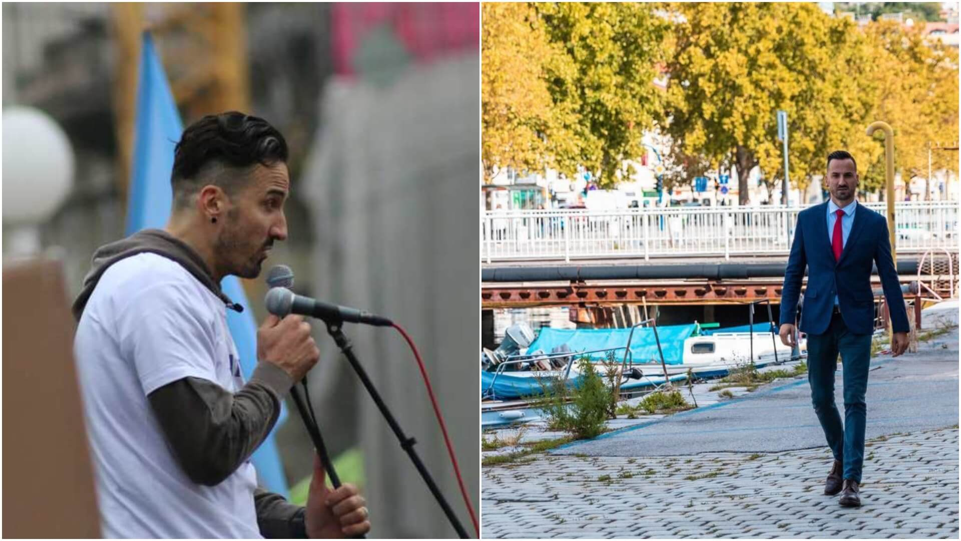 Marin Miletić: Nastup na prosvjedu učitelja usmjerio me prema političkoj karijeri