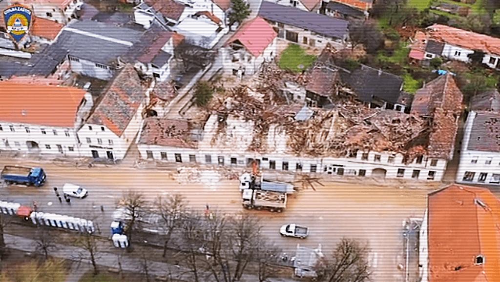 Na karti 'Potres 2020' možete vidjeti tko traži, a tko nudi pomoć: U izradi sudjelovao Geodetski fakultet