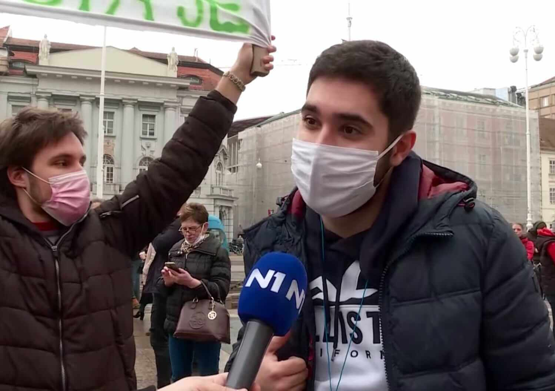 [VIDEO] Student pošteno oprao Plenkovića: 'To više neće moći tako, Hrvatska je jednako moja, kao i njegova'