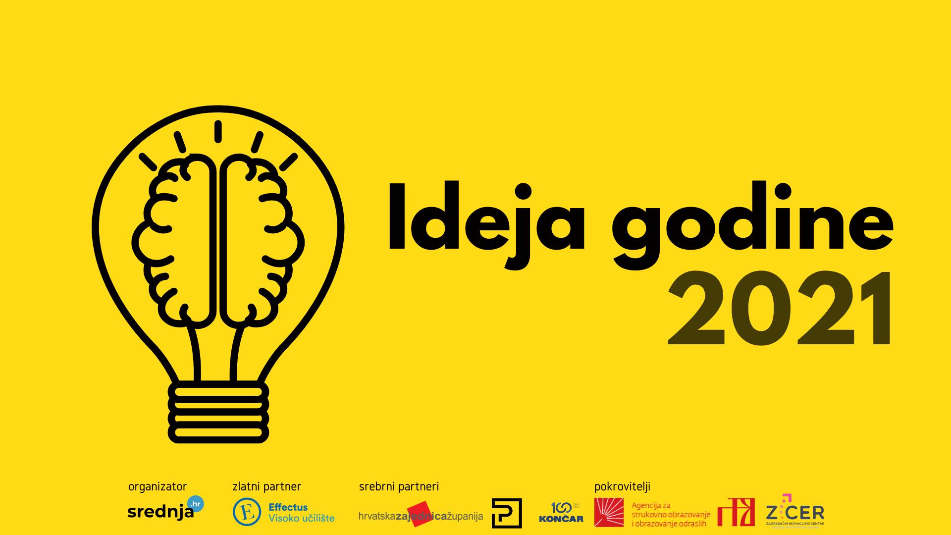[Ideja godine '21] Evo kako su svi pobjednici Ideje godine predstavili svoje prijave