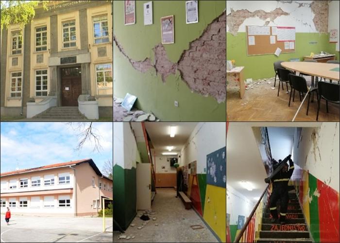 Škola koja se naziva isto kao njihova stradala je u potresu: Sada prikupljaju pomoć za kolege