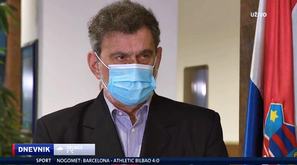 Fuchs posjetio školu u Krapinskim Toplicama i opet opleo po antimaskerima: 'To je nedopustivo'