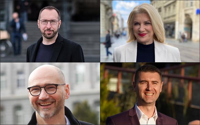 'Tko je najbolji za Zagreb?': Četvero kandidata za gradonačelnike sučelit će na Sveučilištu VERN