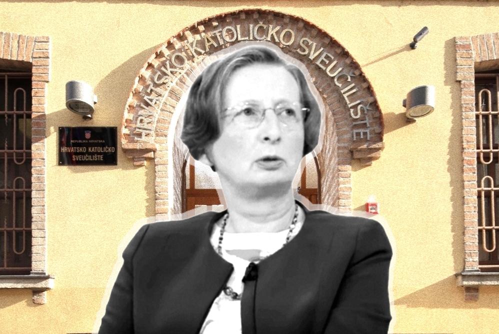 Alemka Markotić predavat će na medicini Katoličkog sveučilišta: Prije par godina u ime Klinike potpisala suradnju