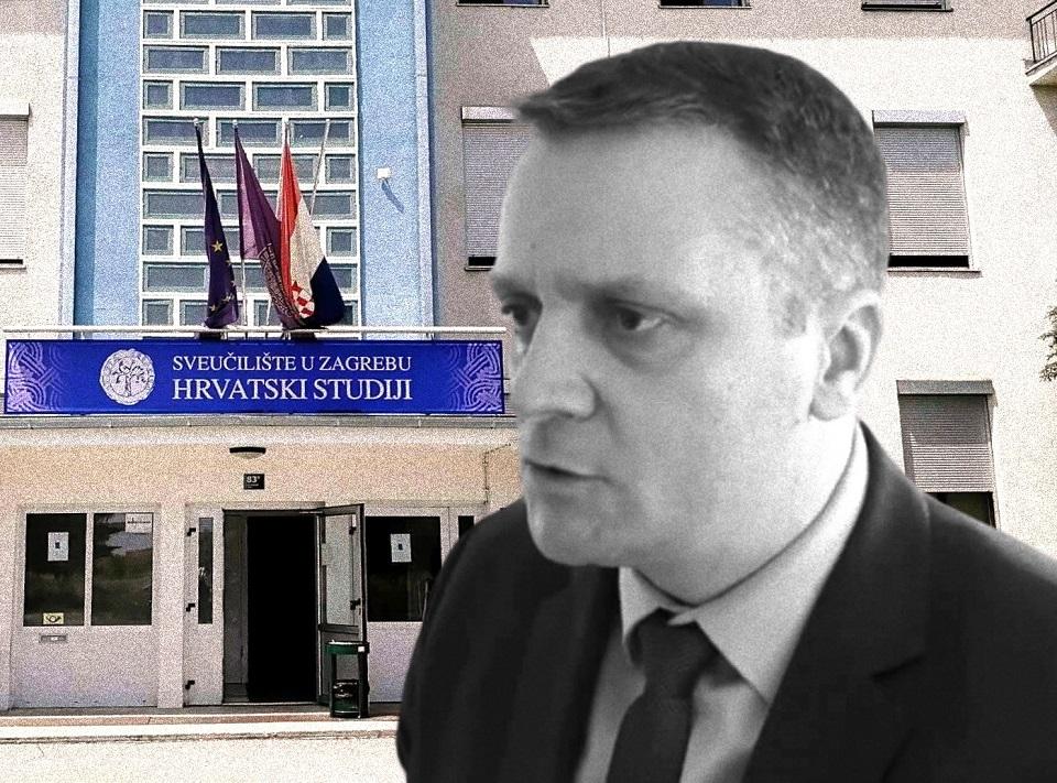 Bivši svećenik postao dekan Hrvatskih studija, odgovorio na kritike: 'Imam podršku većine'