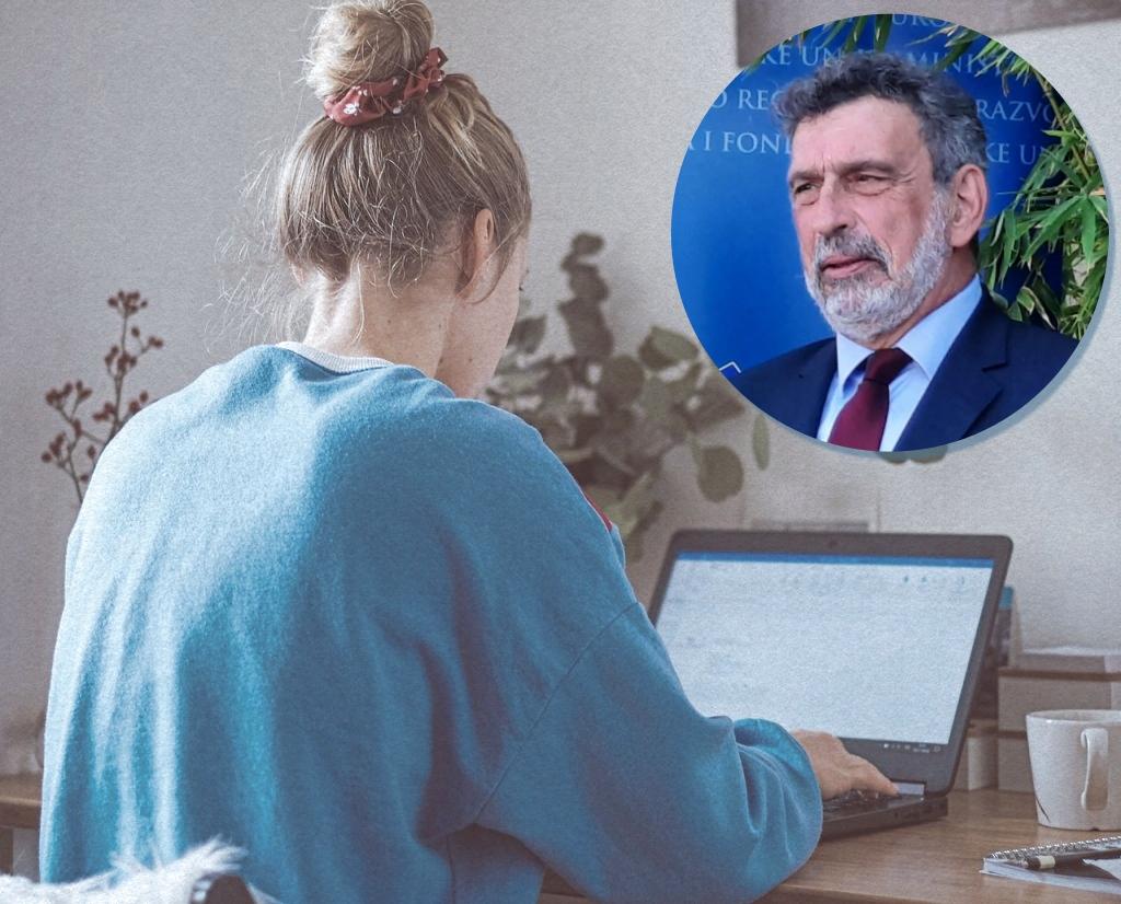 [Glas učenice] Maturantica 'oprala' ministra: 'Koliko ste razmišljali prije donošenja odluke da nas stavite online'