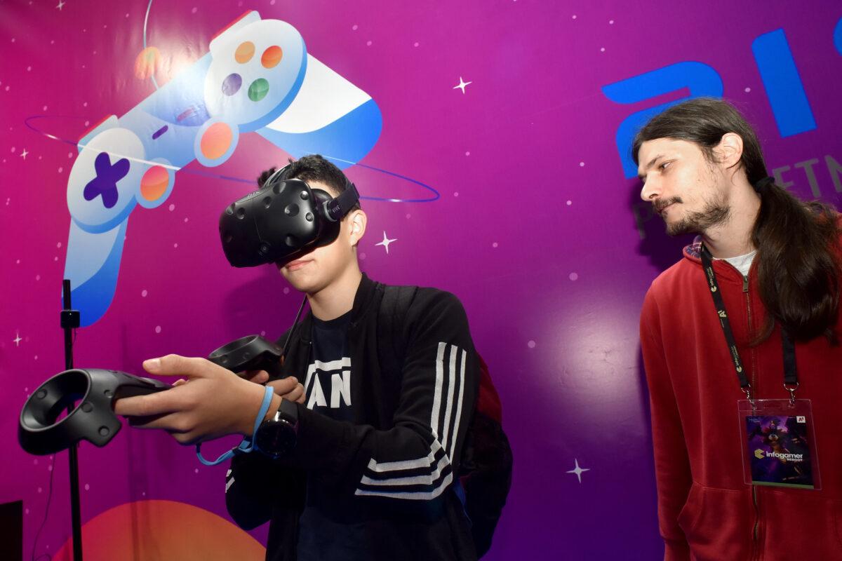 tehničar za razvoj videoigara