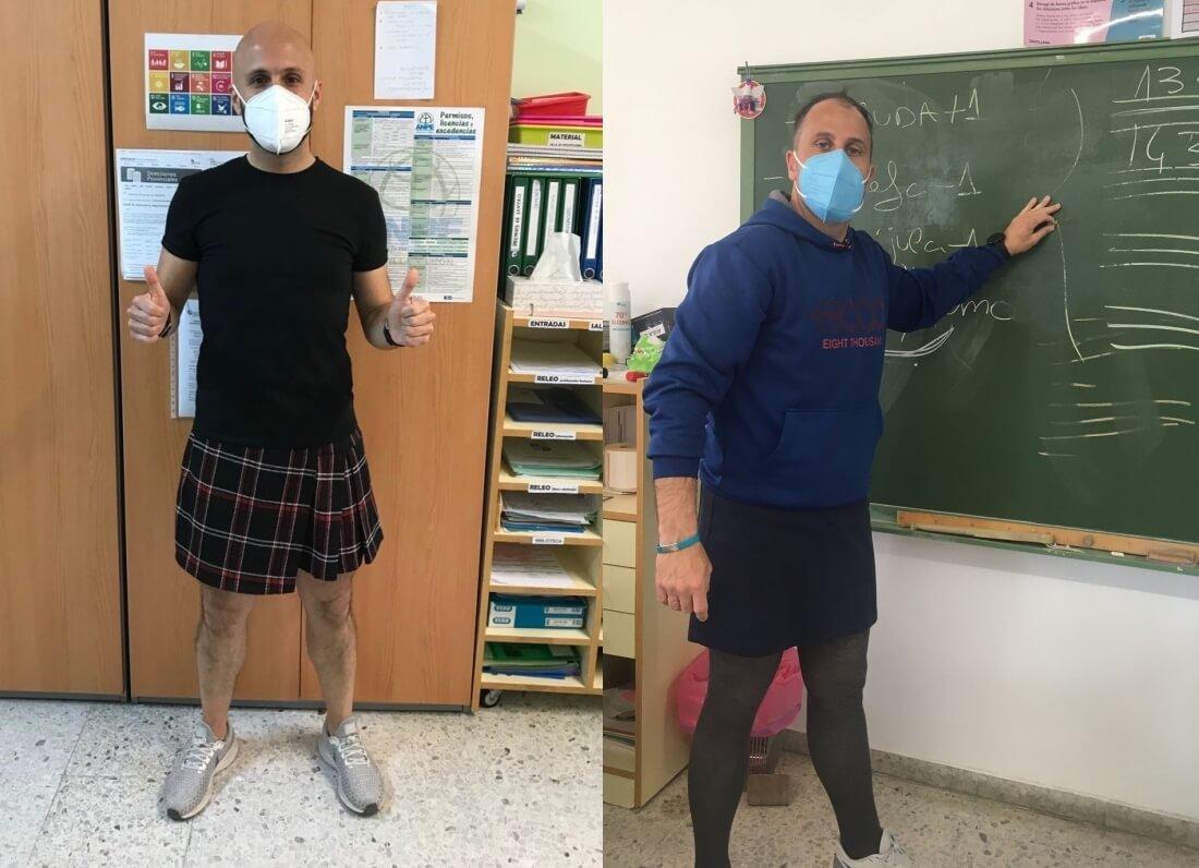 Nastavnici u ovoj zemlji u školu su dolazili u suknjama, a sve to u znak podrške jednom učeniku