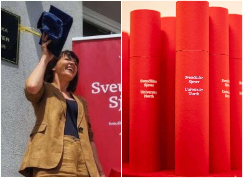 Poznata novinarka i urednica završila diplomski: Za vrijeme studija dobila i rektorovu nagradu
