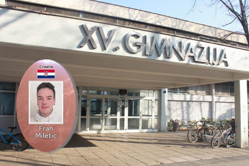 Hrvatska osvojila novu medalju na Olimpijadi u Japanu: Učenik iz MIOC-a zaradio broncu!