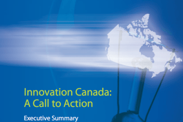Innovation Canada: A Call to Action cover