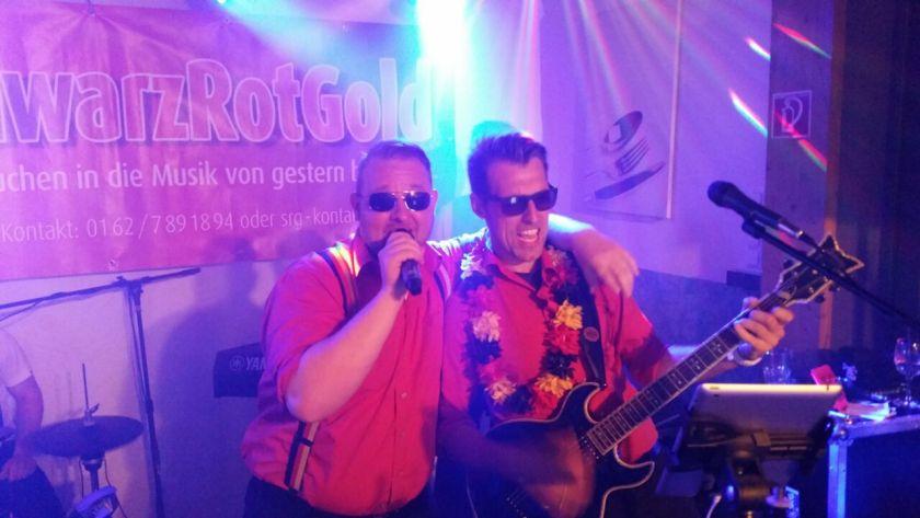 Marc und Ingo