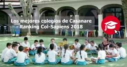 Los mejores colegios de Casanare según el Ranking Col-Sapiens 2018