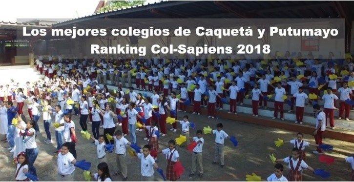 LOS MEJORES COLEGIOS DE CAQUETA Y PUTUMAYO