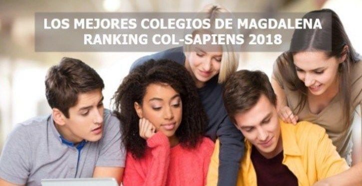 LOS MEJORES COLEGIOS DE MAGDALENA