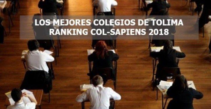 LOS MEJORES COLEGIOS DE TOLIMA