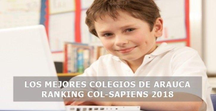 LOS MEJORES COLEGIOS DE ARAUCA