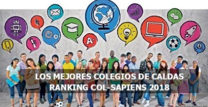 LOS MEJORES COLEGIOS DE CALDAS