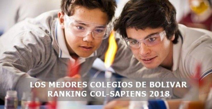 los mejores colegios de Bolivar B