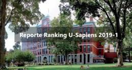 Reporte ranking U-Sapiens 2019-1